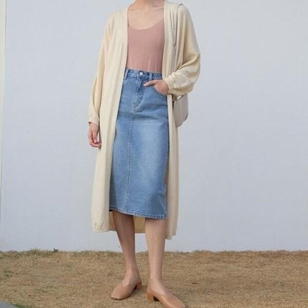 Wool-blend Women's Temperament Sweater