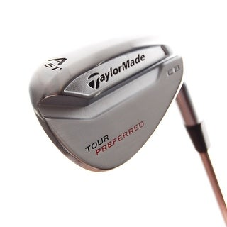 New TaylorMade Tour Preferred CB 51* A-Wedge RH w/ Stiff N.S. PRO Steel Shaft