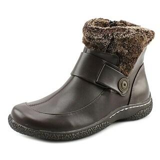 Wanderlust Bel Women WW Round Toe Synthetic Ankle Boot