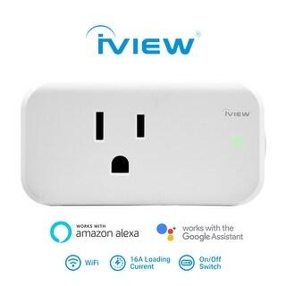IVIEW ISC100 Smart WiFi Socket Plug