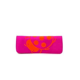 Shiraleah Ladybug Women Synthetic Clutch NWT - Pink