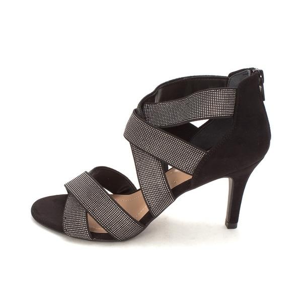 Style & Co. Womens Celeste Open Toe Classic Pumps - 6
