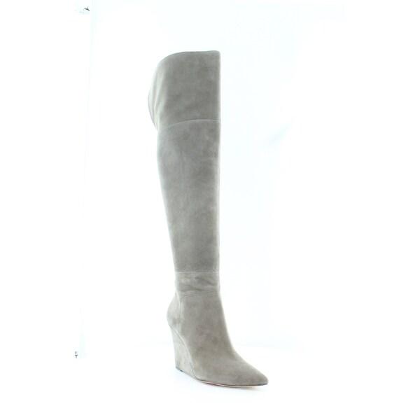 Pour La Victoire Serra Women's Boots Taupe