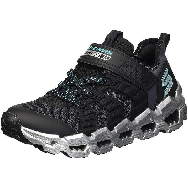cecc4006fd1a Shop Kids Skechers Boys Mega Flex Low Top Lace Up Walking Shoes ...