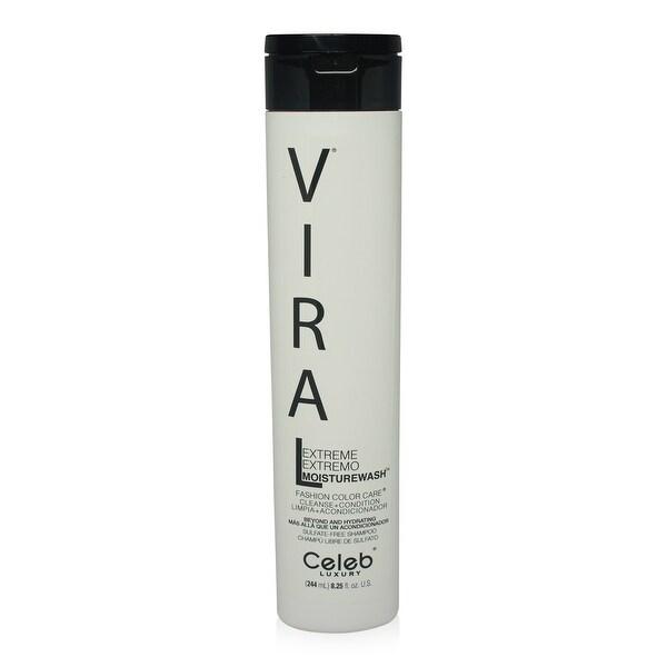 Celeb - Viral Clear Moisturewash Hydrating Shampoo 8.25 Oz