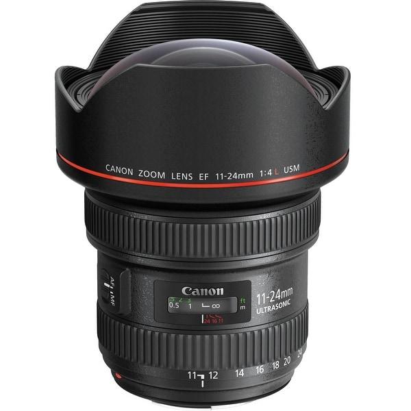 Canon EF 11-24mm f/4L USM Lens (International Model)