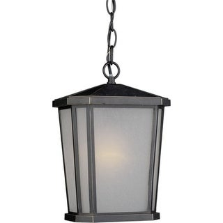 Artcraft Lighting AC8775OB Hampton 1 Light Lantern Pendant