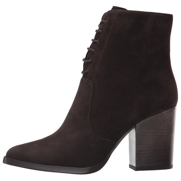 Marc Fisher Womens Aaliyah Pointed Toe Ankle Fashion Boots
