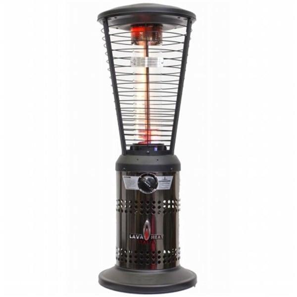 Ordinaire Mini Ember Tabletop Heater, 10,000 BTU, Liquid Propane