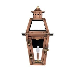 Primo Lanterns OL-15E Orleans 16 1 Light Outdoor Wall-Mounted Lantern in Electric Configuration|https://ak1.ostkcdn.com/images/products/is/images/direct/09528bc37f50d4cf3aac3dae662e4883aac928ff/Primo-Lanterns-OL-15E-Orleans-16-1-Light-Outdoor-Wall-Mounted-Lantern-in-Electric-Configuration.jpg?impolicy=medium