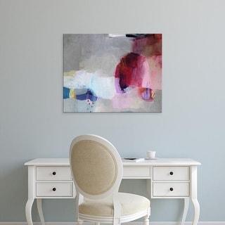 Easy Art Prints Lina Alattar's 'Echoes of Desire I' Premium Canvas Art