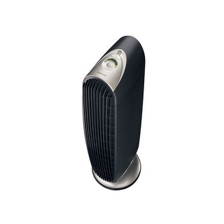 Honeywell HFD-120 QuietClean Tower Room Air Purifier - Black