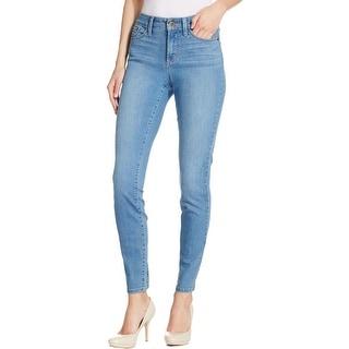 NYDJ Womens Skinny Jeans Slimming Legging