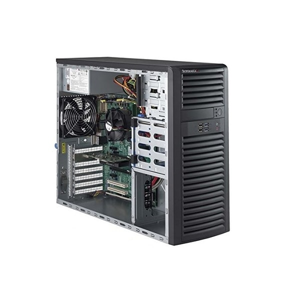 Supermicro Sys-5039A-Il System Sys-5039A-Il Mid-Tower E3-1200V5 S1151 Pciexpress 4X3.5Inch Bare