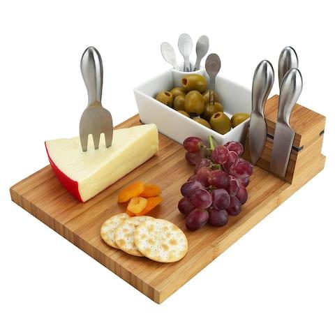 Picnic at Ascot Buxton Cheese Board Set (CB10)