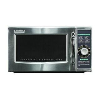 Sharp - R-21LCFS - 1000 Watt Commercial Microwave Oven