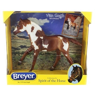 Breyer 1:9 Traditional Series Model Horse: Van Gogh - multi
