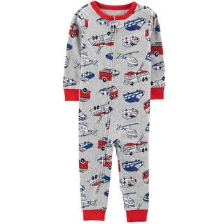 Quick View.  18.97. Carter s Little Boys  1-Piece Hero Snug Fit Cotton  Footless PJs b104fa064