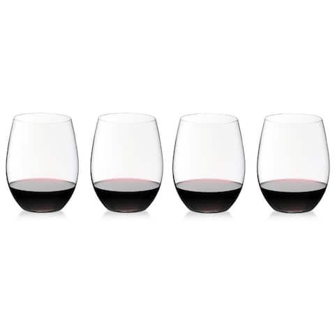Riedel The O Cabernet Wine Tumbler 3+1 Value Gift Set