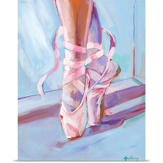 Anne Seay Poster Print entitled Ballet Shoes