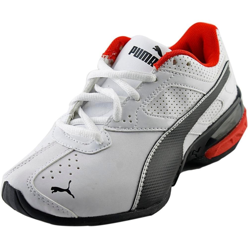 Puma Tazon 6 SL Jr Round Toe Synthetic Sneakers