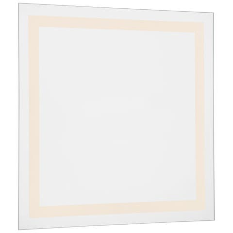 Access Lighting Peninsula 30-inch Square LED Mirror