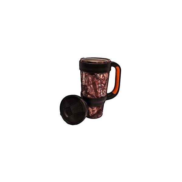 Evolution Design Big Game Travel Mossy Oak 800 ml Mug w/ Tampered Bottom