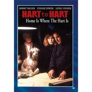 Hart To Hart: Home Is Where The Hart Isthe Hart Is DVD Movie