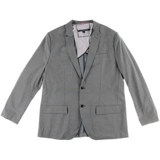 Tommy Hilfiger Mens Birdseye Double Vent Sportcoat - 46