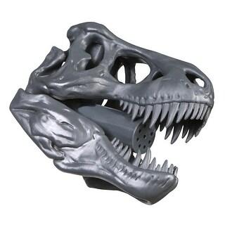 Wash 'N Roar T-Rex Shower Head - Grey - 5.5 in. x 3.75 in. x 4.25 in.
