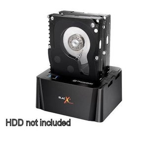 Thermaltake Blacx Duet Hdd Docking Station (St0014u)