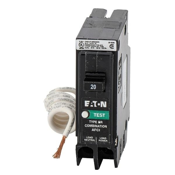Shop Eaton Brn120af  Brp120af Arc Fault Circuit Breaker  20