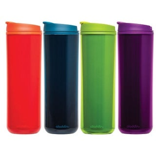 Aladdin 10-01918-001 Insulated Water Bottle, Assorted Color, 16 oz.