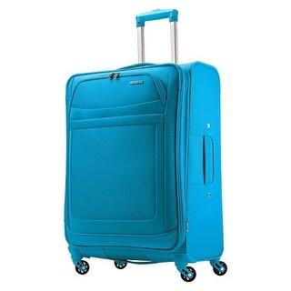American Tourister Ilite Max Softside Spinner 29 -Light Blue