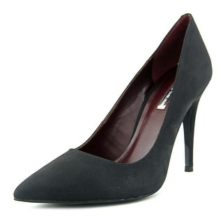 BCBGeneration Oslo Pointed Toe Suede Heels