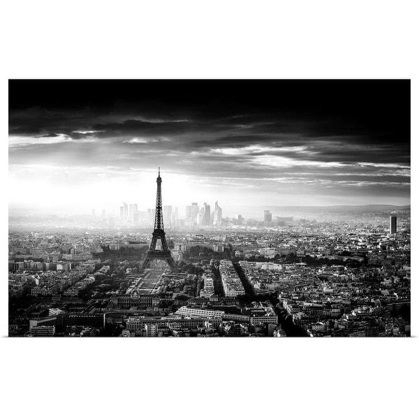 """""""Paris"""" Poster Print"""
