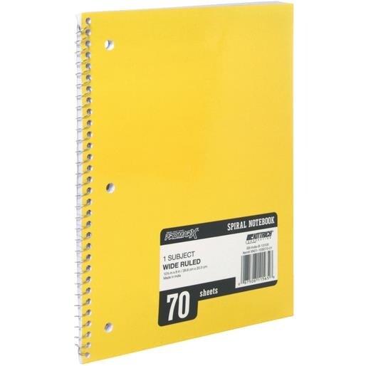 shop kittrich corp stationary spiral theme notebook xn01 1eb070 24pq