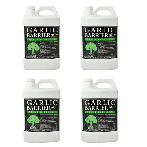 Garlic Barrier AG+ Liquid Spray (1 Gallon/ 4-Pack)