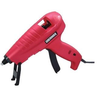 Surebonder Ultra Premium Full Size Standard Dual Temperature Glue Gun, 60 W, Blue