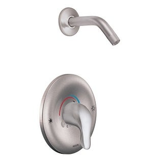 Moen TL182NH  Single Handle Posi-Temp Pressure Balanced Shower Trim without Shower Head from the Chateau Collection (Less Valve)
