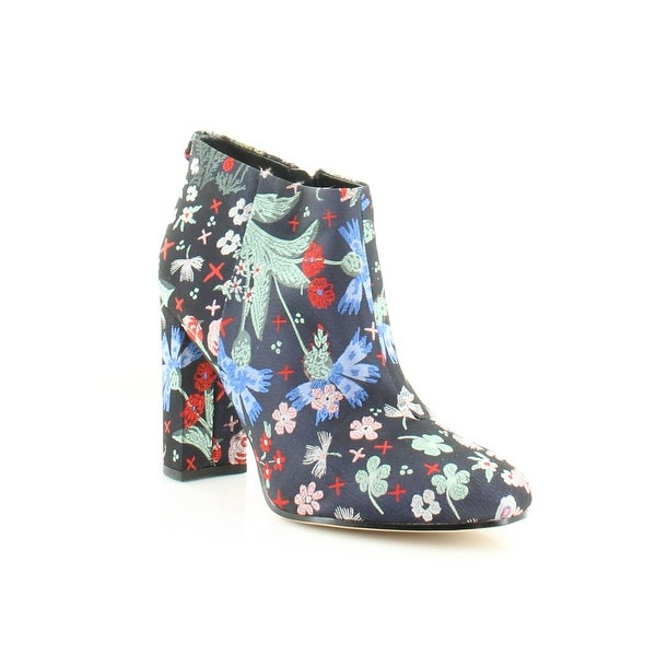 Sam Edelman Campbell Women's Boots Grey Mlt Flrl