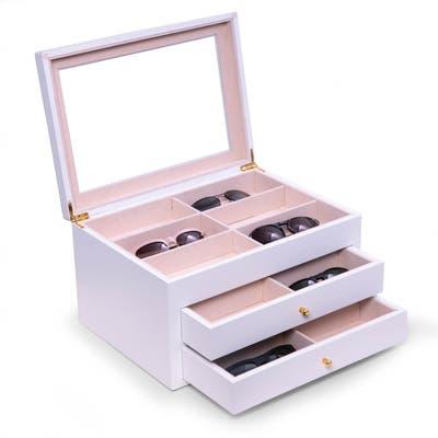 Kelly Sunglass and Eyeglass Storage