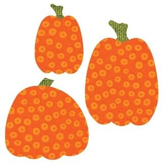 GO! Fabric Cutting Dies It Fits!-Pumpkins - pumpkins