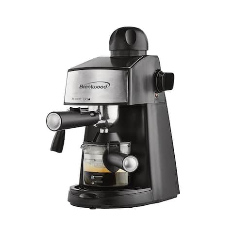 Brentwood Espresso Cappuccino Maker