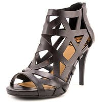 Fergalicious Histeria Women Black Sandals