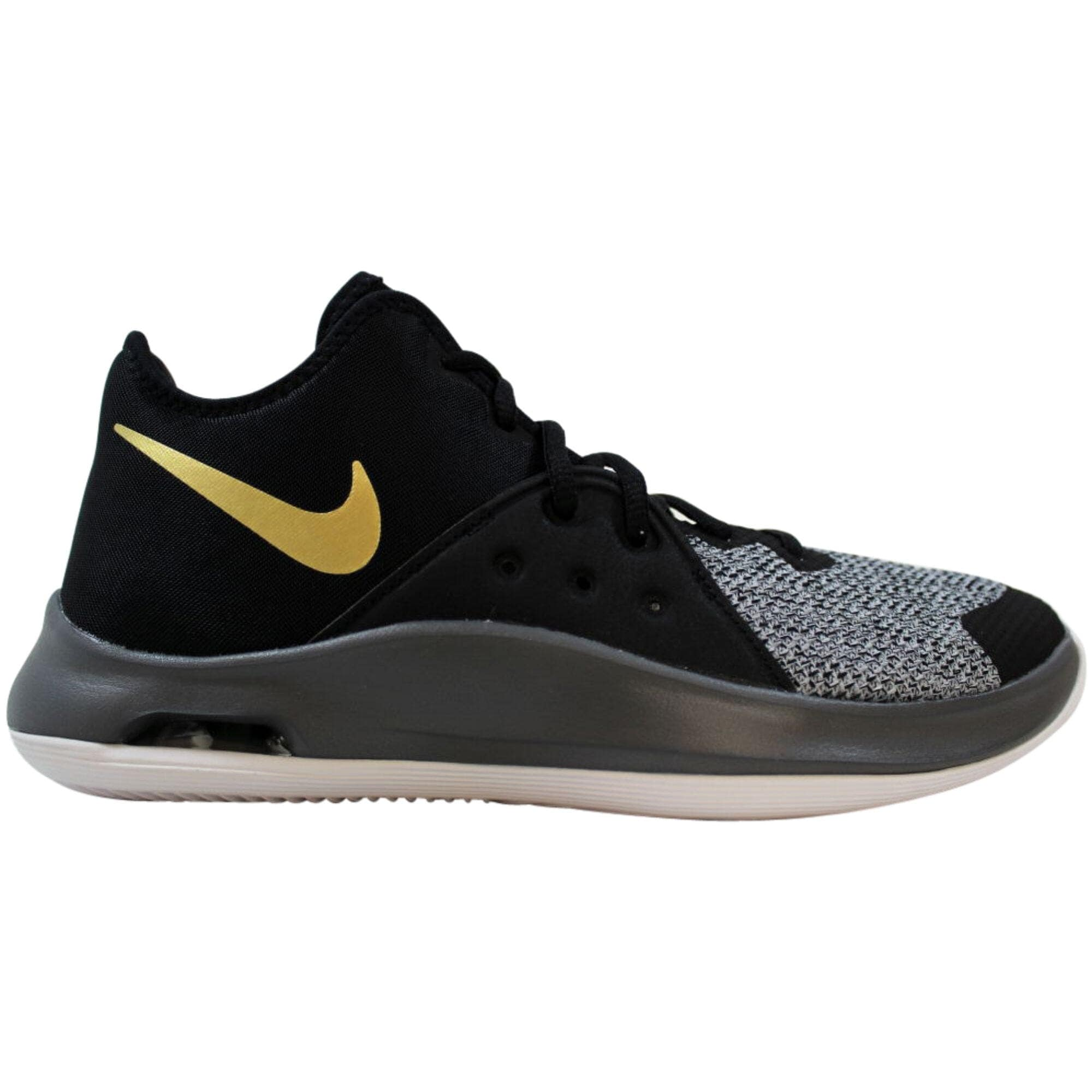 Nike Air Versitile III 3 Black/Metallic