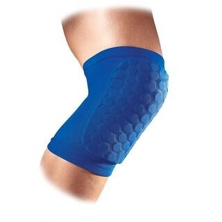 McDavid Hex Knee/Elbow/Shin Pads (Pair/Royal/Small)