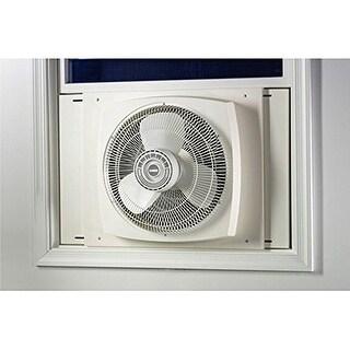 Iliving 10 inch variable speed shutter exhaust fan wall for 12 inch window exhaust fan