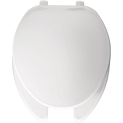 Outstanding Bemis 175 Elongated Commercial Plastic Open Front Toilet Seat With Top Tite Hinge Gmtry Best Dining Table And Chair Ideas Images Gmtryco