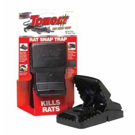 Tomcat 33525 Rat Snap Trap